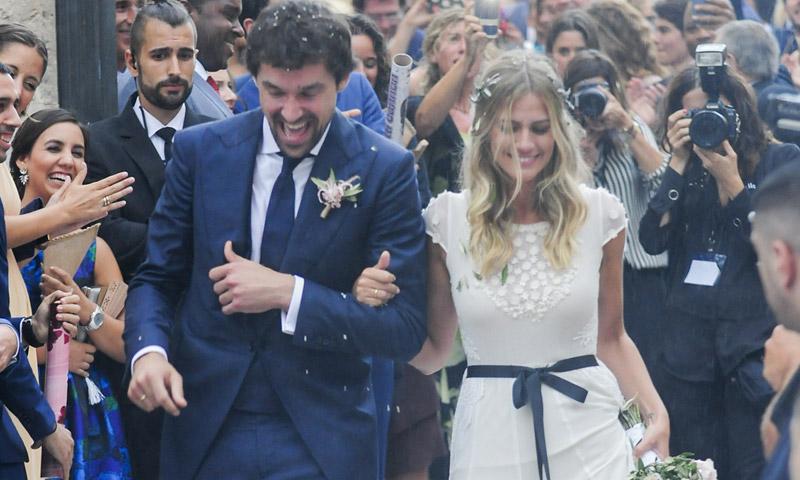 La boda con sabor balear de Sergio Llull y Almudena Cánovas