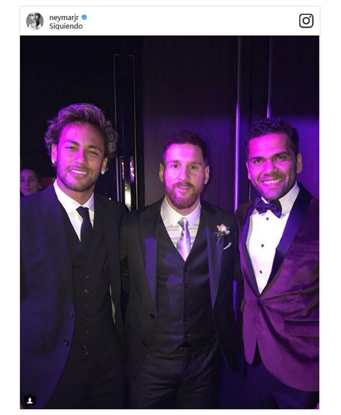 El desfile de invitados en la boda de Leo Messi y Antonella Roccuzzo
