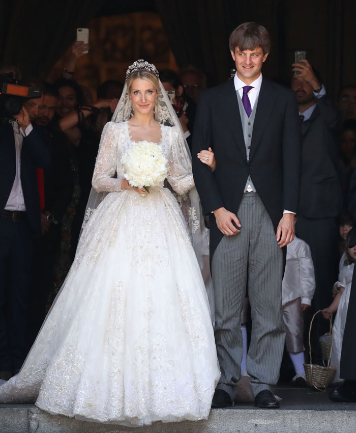 Дизайнер из России Екатерина Малышева вышла замуж за принца Ганноверского