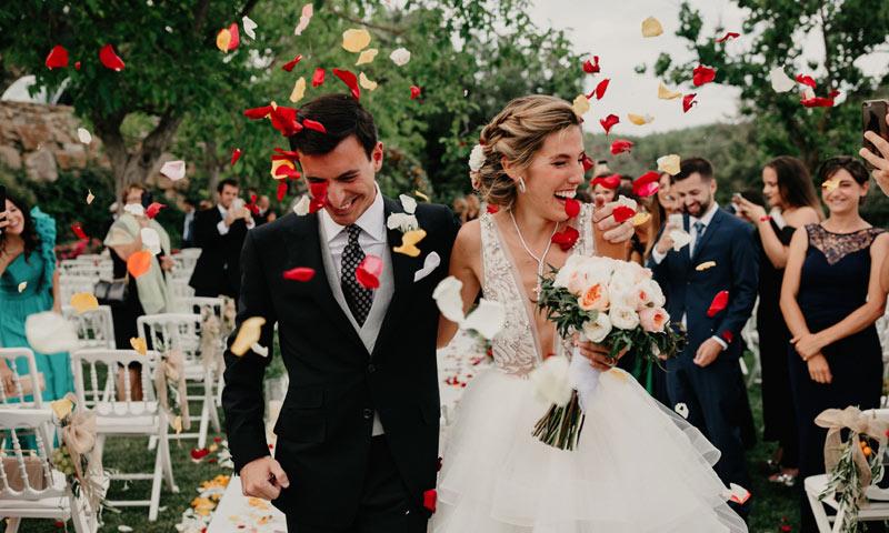 La boda llena de detalles de la 'influencer' Carla Hinojosa