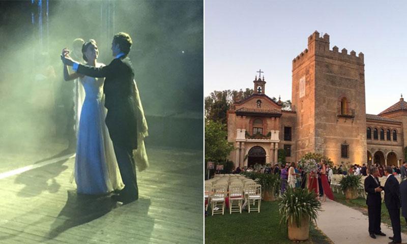 La sobrina de Ana Patricia Botín se casa en Sevilla con el hijo de los duques de Francavilla