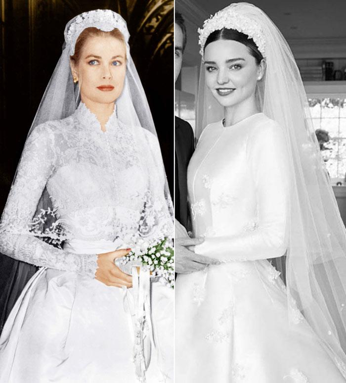 Vestido de novia grace kelly