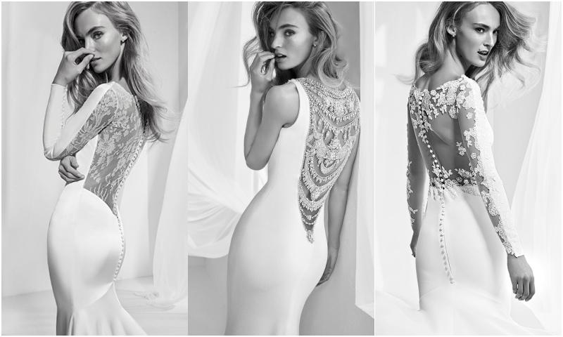 Pronovias: Diez vestidos con efecto sorpresa para novias impactantes