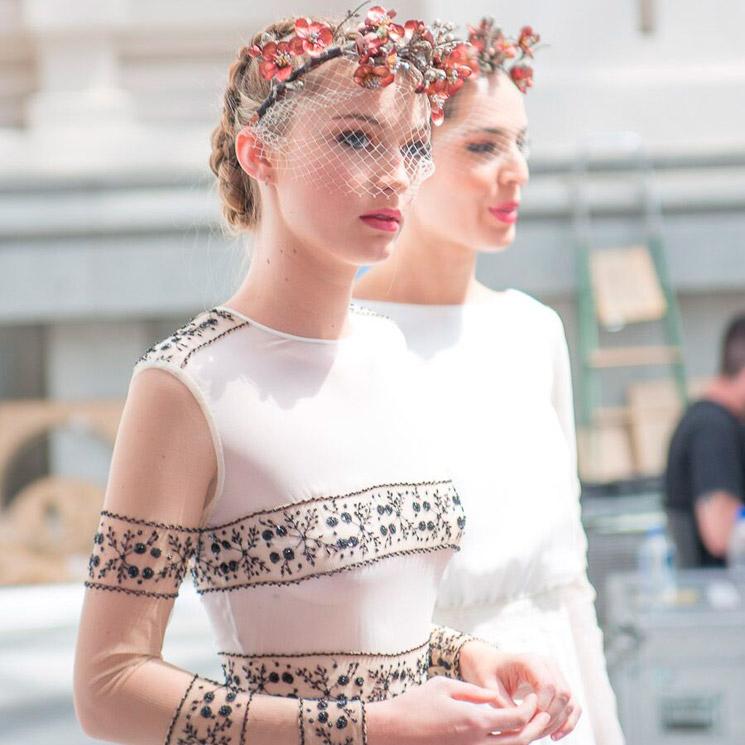 55c0da96ca ¿Te casas en 2018  Aquí encontrarás los 15 vestidos de novia más  inspiradores