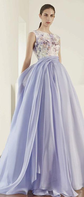 Los Vestidos De Novia Se Llenan De Color Este Año Foto 1