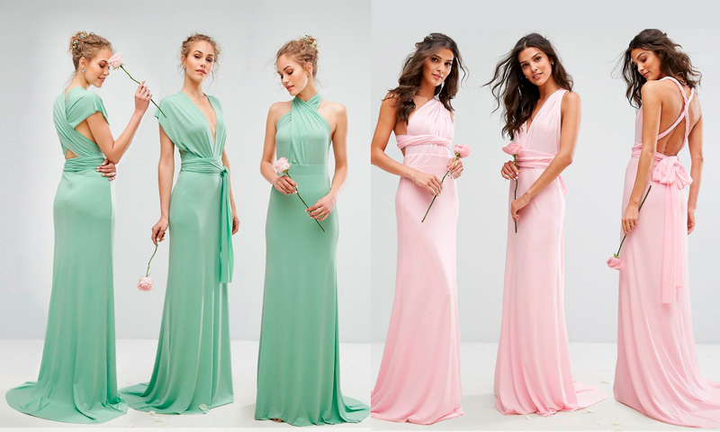 9225742b3 Eres dama de honor  Encuentra aquí el vestido perfecto para el gran ...