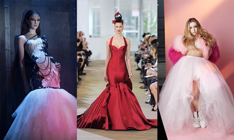 Di adiós a los convencionalismos con estos vestidos de novia por los que serás recordada