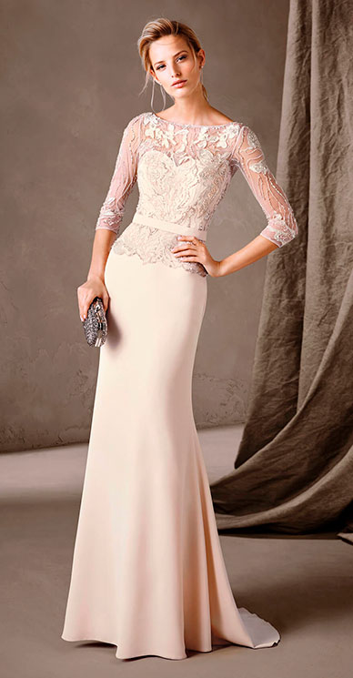 Vestidos para celebrar bodas de plata