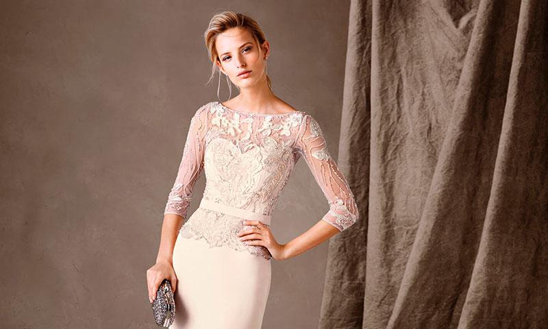 vestidos de novia para una ceremonia civil con estilo - foto