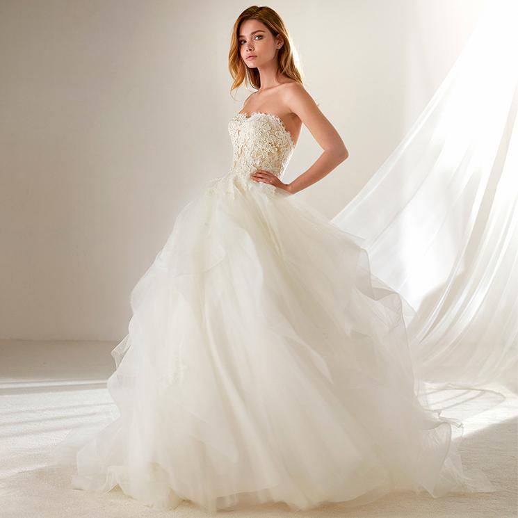 Vestidos de novia para mujer de 50
