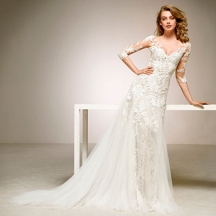 acierta en la elección de tu vestido de novia apostando por el