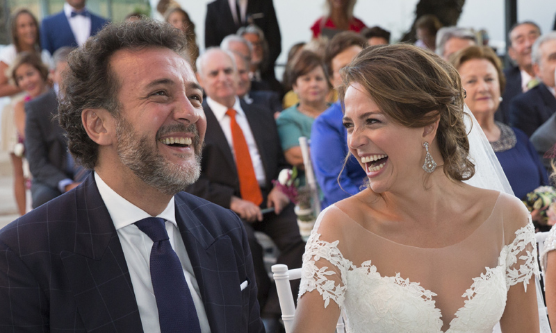 Matrimonio Jose Luis Repenning : Cristina alarcón loca de amor tras su boda con josé