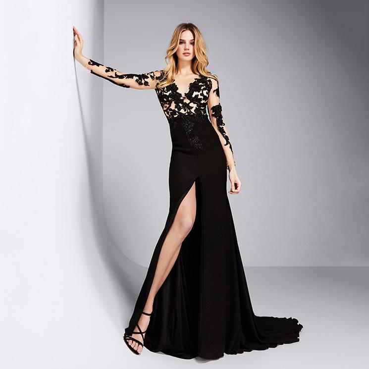 773074eb01 Deslumbrarás en tu próxima boda de tarde con estos vestidos de fiesta