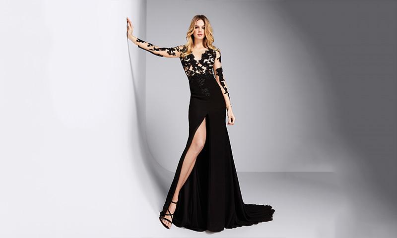 4aa7aba75 Se la mejor invitada de una boda de tarde con estos vestidos de fiesta -  Foto