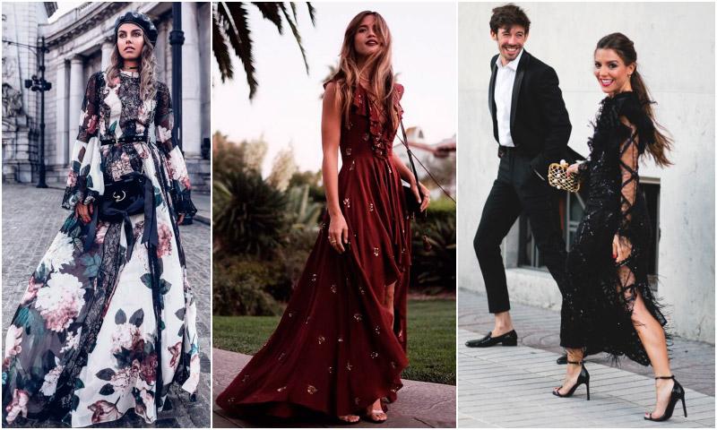 Vestidos para bodas instagram