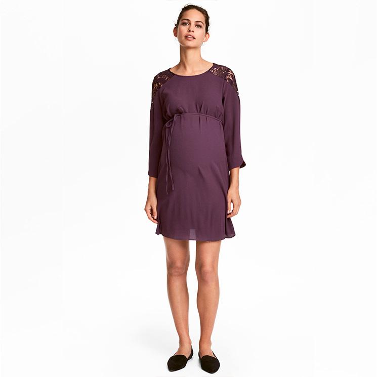 12d4733d5 Presume de tripita con estos vestidos de premamá con los que serás una  invitada de boda