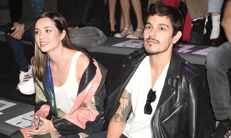 Dafne Fernández y su marido Mario Chavarría, escapada romántica a París