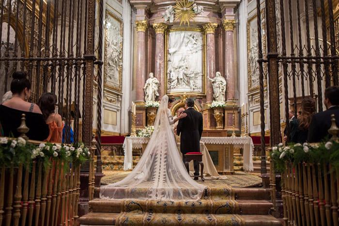 Así ha sido la boda de Marcos de Quinto, exvicepresidente ejecutivo ...