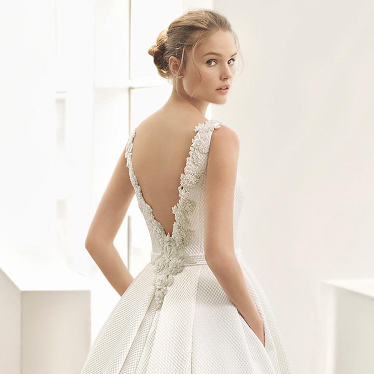 vestidos de novia con bolsillos, la tendencia con más personalidad