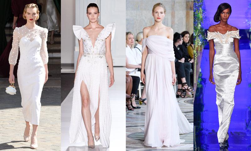 Te casas en invierno? Estos 20 vestidos de Alta Costura inspirarán ...
