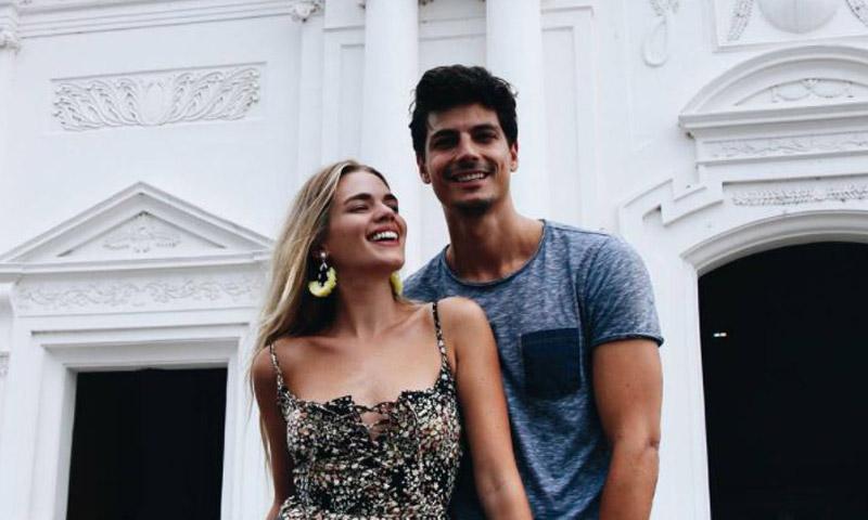 Javier de Miguel y Mirian Pérez sellan su amor con una preciosa boda en Gran Canaria