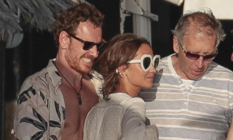 Así es el restaurante de Ibiza en el que Michael Fassbender y Alicia Vikander despidieron su soltería
