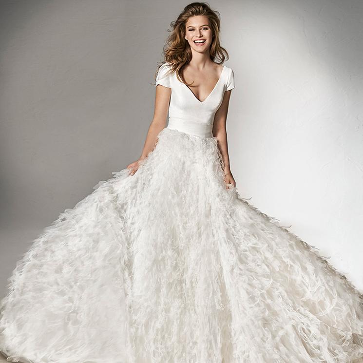 y si pudieses crear tu propio vestido de novia? llega pronovias
