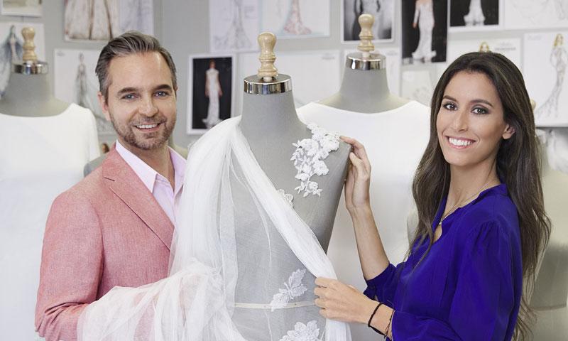Ana Boyer ultima los detalles de su exclusivo vestido en la cuenta atrás para su boda