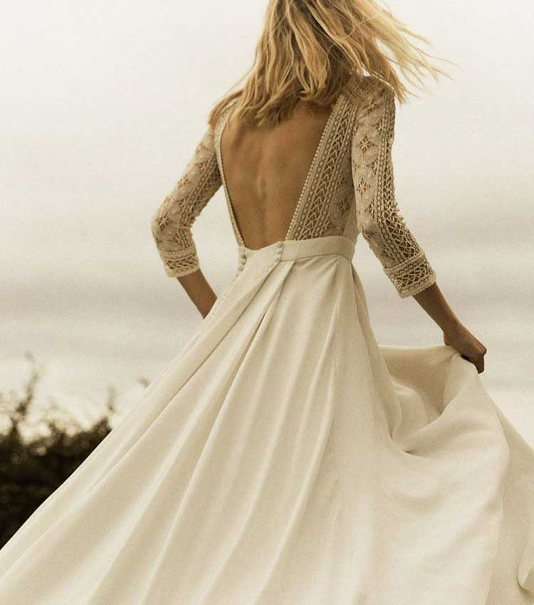 dónde comprar los vestidos de novia con los mejores descuentos black