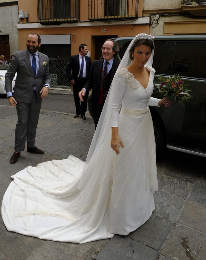 Casilda sobrina de naty abascal se casa en sevilla con rafael medina como padrino - Casa rafael almeria bodas ...