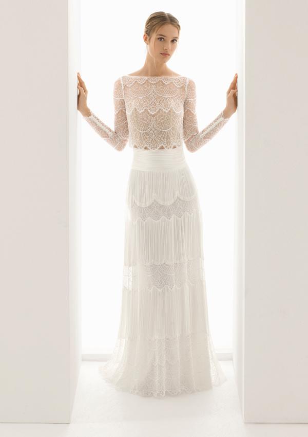 Vestidos de novia estilo boho