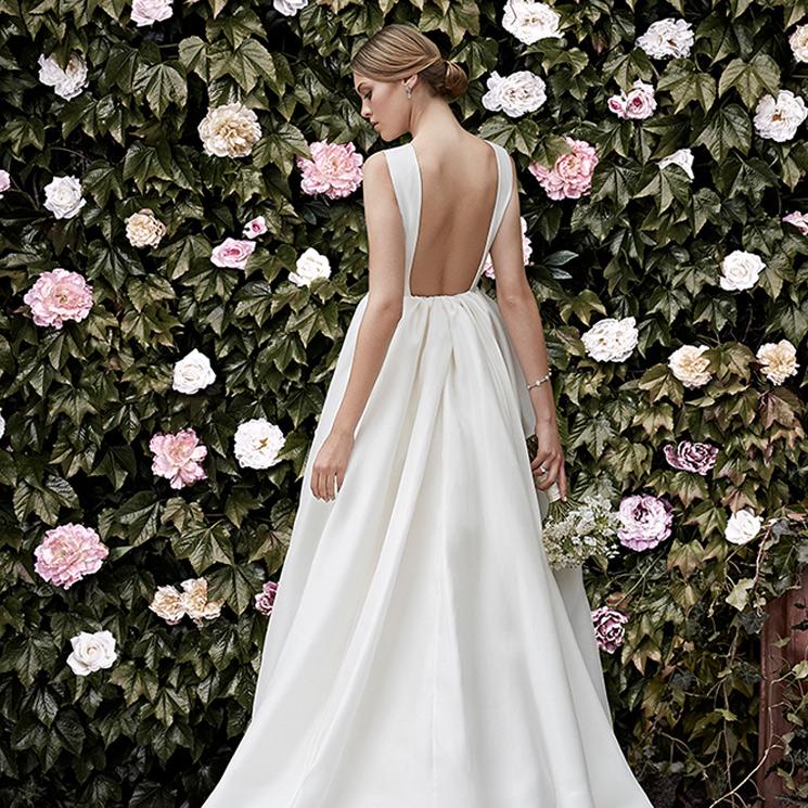 39e090a085 ¿Buscando tu vestido de novia ideal  Estas son las cinco opciones más  comunes para dar con él