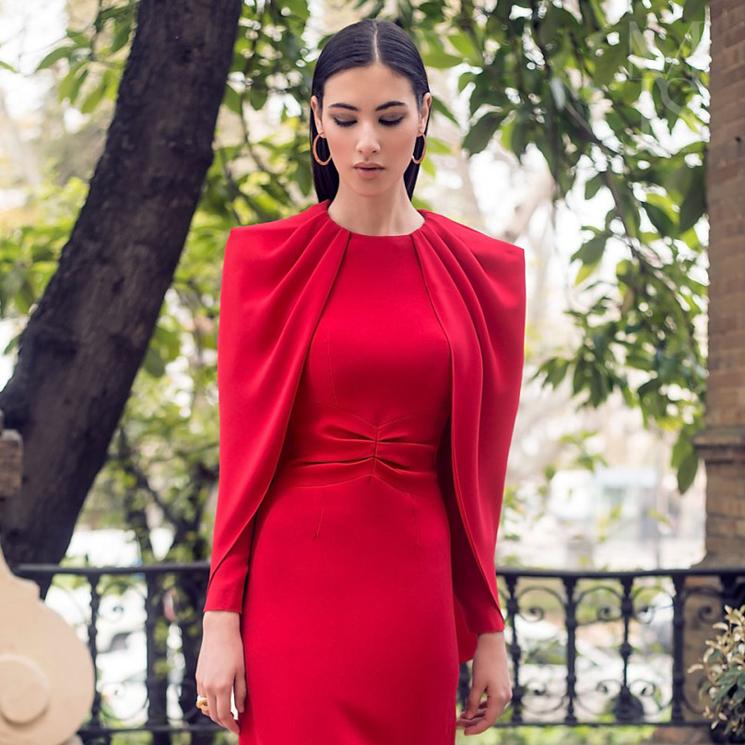 a2c390e53 Ocho vestidos para ser la madrina perfecta en 2018 - Foto