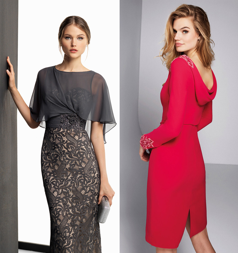 b9b40ed40d0 Cinco vestido de Rosa Clará y cinco de Pronovias para que seas la ...