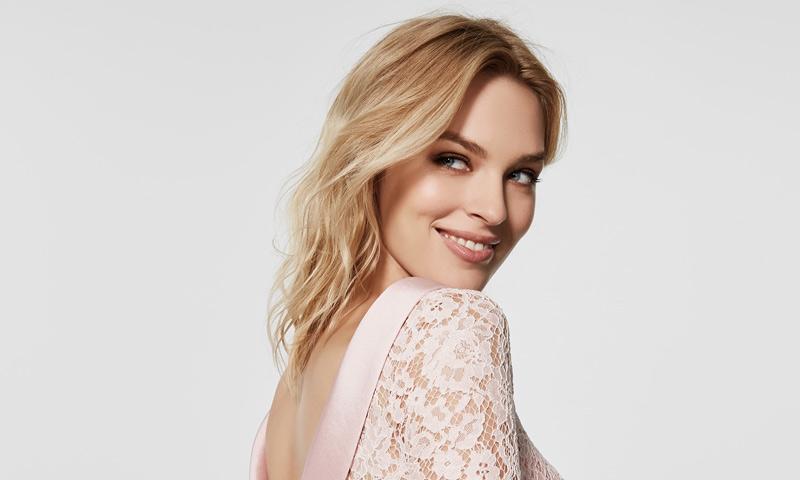 Precio vestido de novia rosa clara 2019