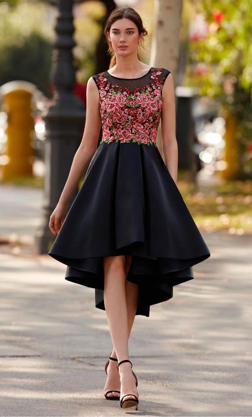 Si Te Gustan Los Vestidos De Fiesta Cortos Amarás Esta