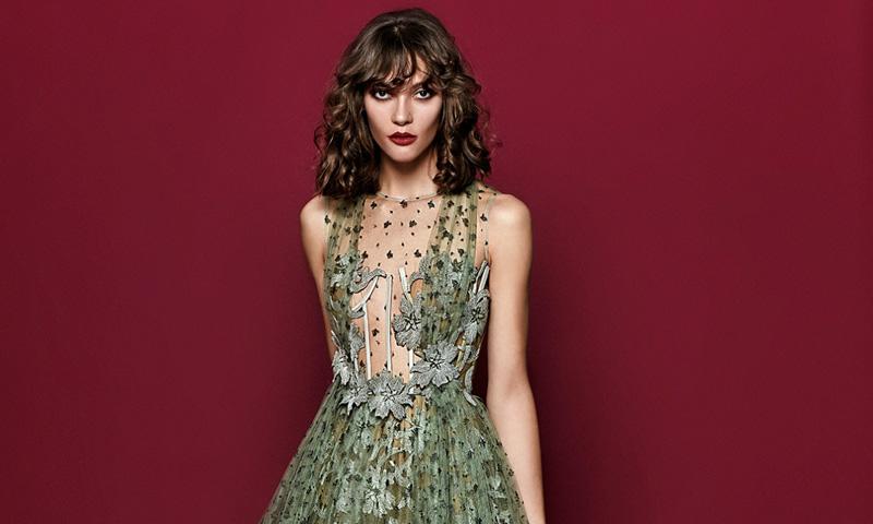 Modelos de vestidos cortos tipo corset