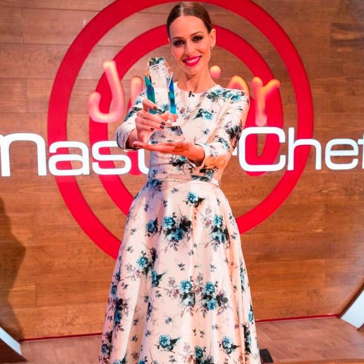 dbab6737e Eva González y los mejores vestidos de fiesta para futuras mamás - Foto