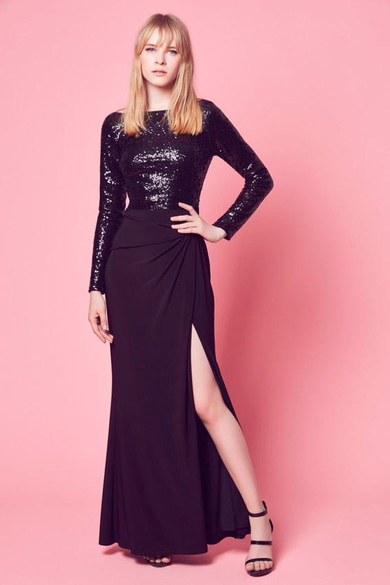 Especial vestidos de fiesta: \'La noche más oscura\' - Foto 1