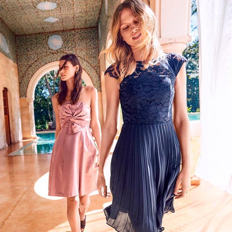 40298478a Boda en primavera  Estas firmas ( low cost ) tienen el vestido de ...