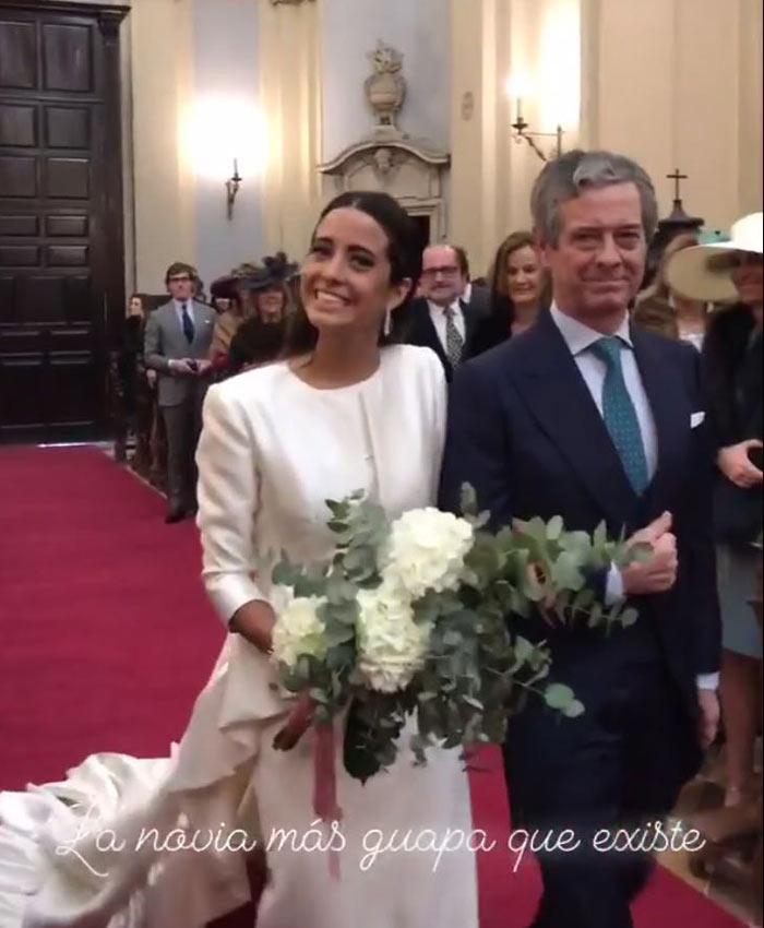 la boda de maría fernández-rubíes: el enlace más esperado por todas