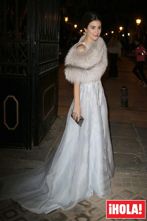 258be016f Alessandra de Osma elige al diseñador Jorge Vázquez para vestirse de ...
