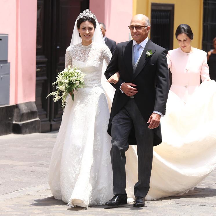 Vestidos de novia jorge vazquez precios