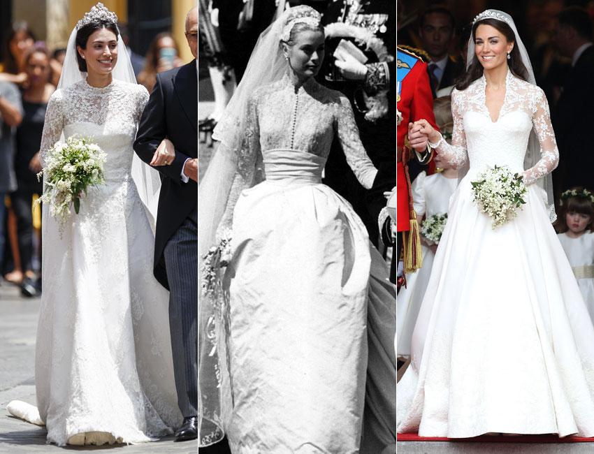 Alessandra de Osma, la Duquesa de Cambridge, Grace Kelly y un mismo ...