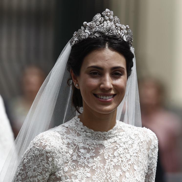 Alessandra de Osma: las espectaculares joyas de la novia, al detalle