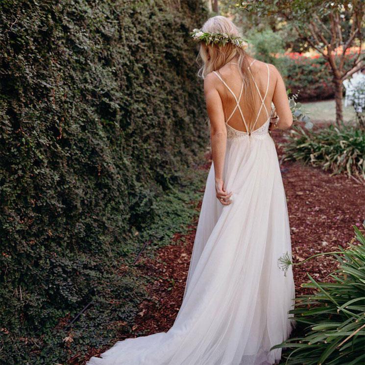vestidos de novia por menos de 500 euros? sí, es posible - foto
