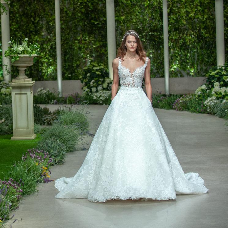 pronovias presenta una colección pensada para todos los tipos de novias