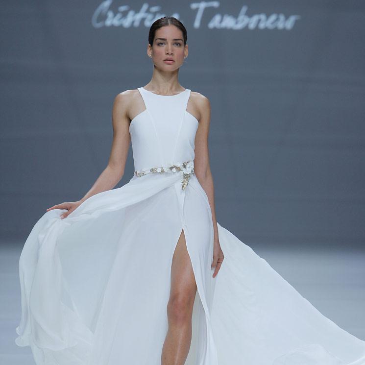 Cristina Tamborero presenta 'Hanami', una colección para las novias que quieren ser diferentes