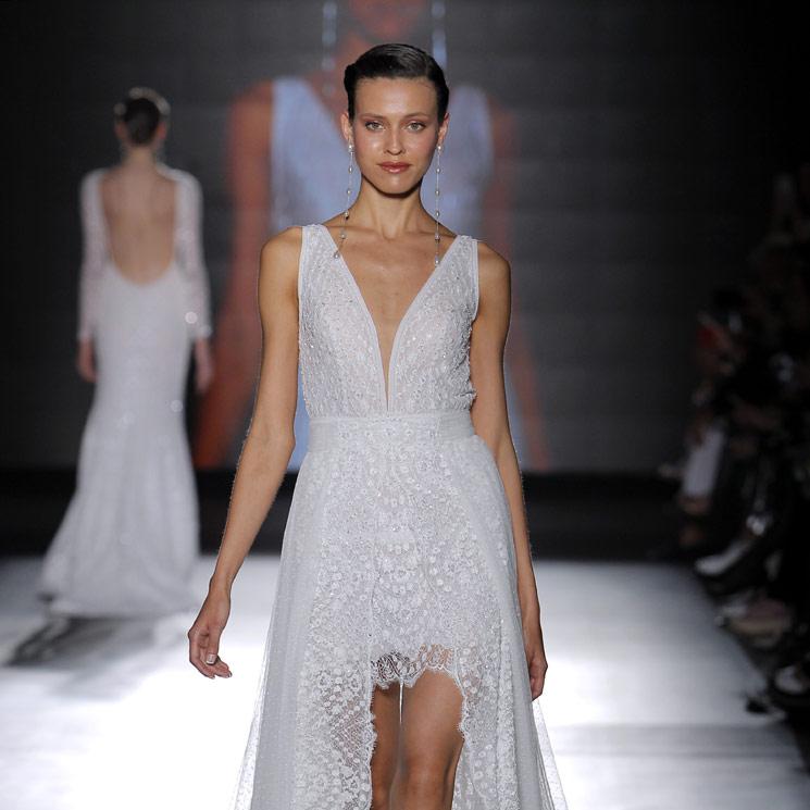 La sorprendente ligereza de los vestidos de Rosa Clará
