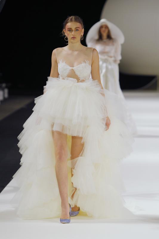 Vestidos de novia yolancris 2019